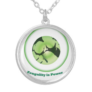 La frugalidad es collar del poder