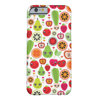 la fruta embroma el ejemplo funda barely there iPhone 6