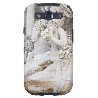 La fuente del Trevi (italiano: Fontana di Trevi) 2 Galaxy S3 Carcasa