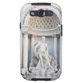 La fuente del Trevi (italiano: Fontana di Trevi) 3 Galaxy S3 Funda