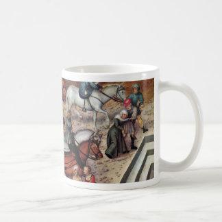 La fuente por de Cranach D. Ä. Lucas (el mejor Taza Clásica
