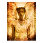 La fuerza de ángeles tarjetas postales