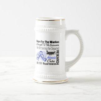 La fuerza de la esperanza recuerda atresia del esó jarra de cerveza