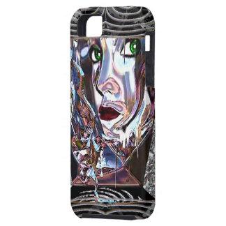 La fundición iPhone 5 Case-Mate protector