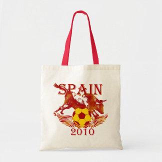 La Furia Roja Espana Futbol soccer tote bag