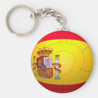 La Furia Roja – Spain Football Keychain