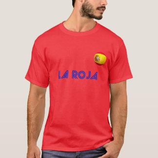 La Furia Roja – Spain Football T-Shirt