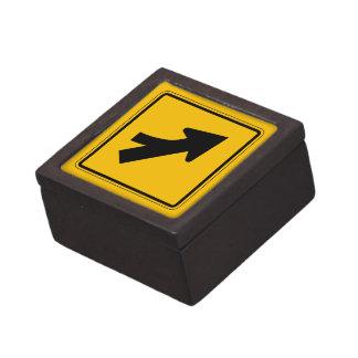 La fusión dejada, trafica la señal de peligro, los caja de regalo de calidad