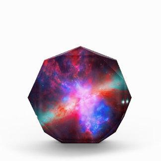 La galaxia activa del cigarro - 82 más sucios