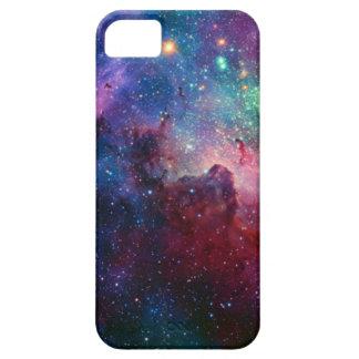 La galaxia de la nebulosa protagoniza el caso del  iPhone 5 Case-Mate protector