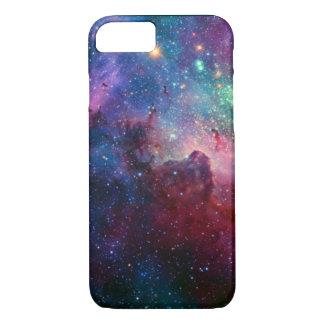 La galaxia de la nebulosa protagoniza el caso del funda iPhone 7