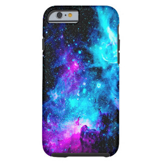 La galaxia de la nebulosa protagoniza la caja dura funda de iPhone 6 tough