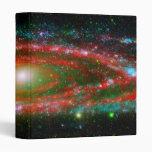 La galaxia del Andromeda