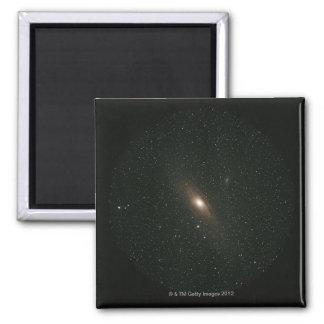 La galaxia del Andromeda Imán Cuadrado
