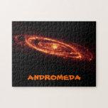 La galaxia del Andromeda Rompecabeza Con Fotos