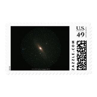 La galaxia del Andromeda Envio