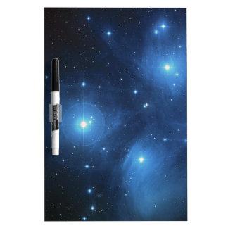 La galaxia pizarras blancas