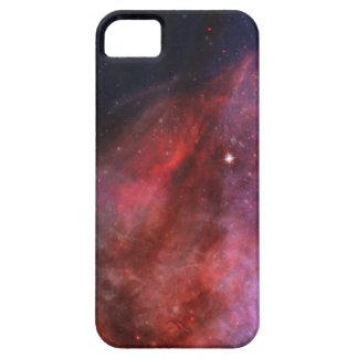 La galaxia protagoniza el caso rosado 5/5S del iPhone 5 Case-Mate Cobertura