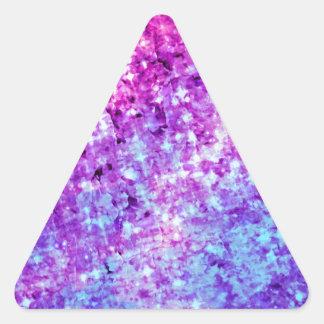 La GALAXIA RADIANTE de la ORQUÍDEA protagoniza el Pegatinas Trianguladas