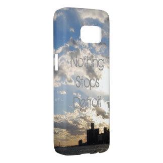 La galaxia S7 nada para Detroit Fundas Samsung Galaxy S7