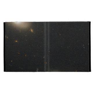 La galaxia variada mecanografía adentro el racimo