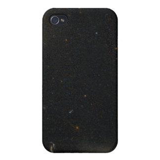 La galaxia variada mecanografía adentro el racimo iPhone 4 carcasas