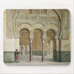 La galería de la corte de leones en Alhambra, Mouse Pad