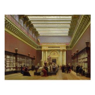 La Galerie Campana, 1866 Postal