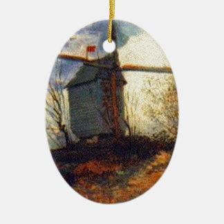 La Galette Van Gogh de Le Moulin de Ornamento Para Reyes Magos
