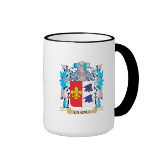 La-Gall Coat of Arms - Family Crest Mug