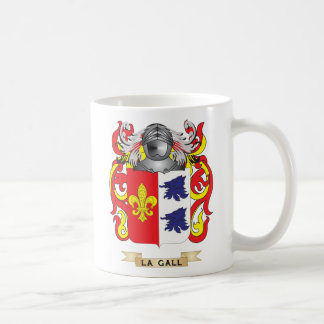 La-Gall Coat of Arms (Family Crest) Mugs