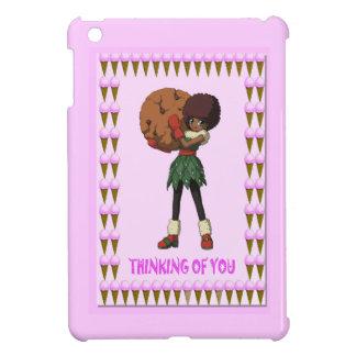 La galleta de Cutie y helado iPad Mini Protector