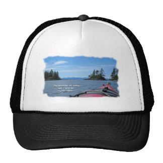 La gama de Alaska/Mtns de Mtn está llamando… a Mui Gorras De Camionero