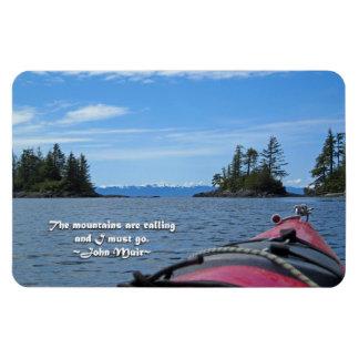 La gama de Alaska/Mtns de Mtn está llamando… a Mui Imanes