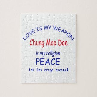 La gama del MOO de Chungkin es mi religión Puzzles
