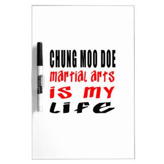 La gama del MOO de Chungkin es mi vida Pizarras Blancas De Calidad