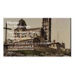 La Garde I, clase de Notre Dame de Marsella, Franc Tarjeta De Visita