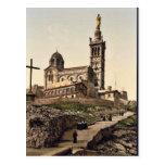 La Garde I, clase de Notre Dame de Marsella, Franc Tarjetas Postales