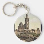 La Garde II, clas de Notre Dame de Marsella, Llavero Redondo Tipo Pin