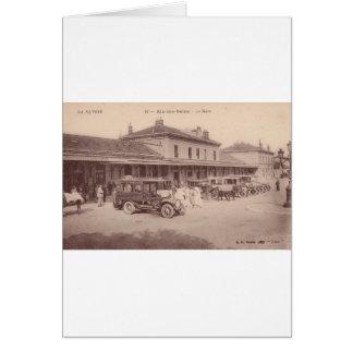 La Gare Francia Tarjeta