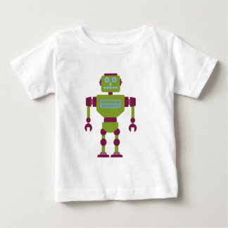 La garra dio el robot camisas