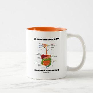 La gastroenterología es una profesión osada tazas