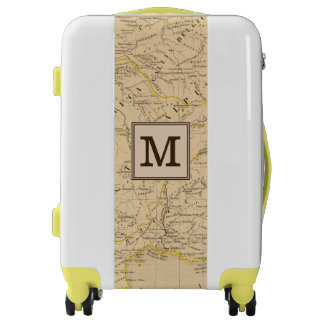 La Gaule | Monogram Luggage
