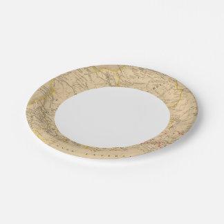 La Gaule Paper Plate