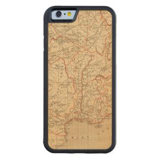 La Gaule Romaine Carved® Maple iPhone 6 Bumper