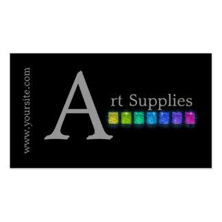 La gema del arco iris entona la tarjeta de visita