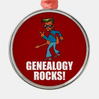 La genealogía oscila el ornamento ornamento de reyes magos