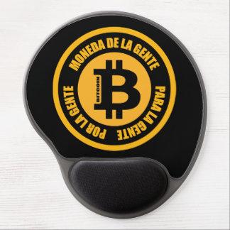 La Gente de Bitcoin Moneda De La Gente Para Gente Alfombrilla Gel