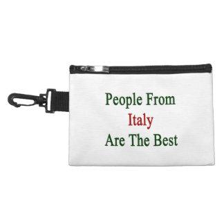 La gente de Italia es el mejor