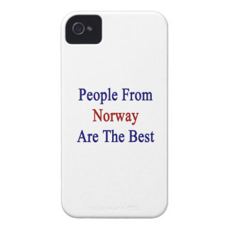 La gente de Noruega es el mejor iPhone 4 Protectores